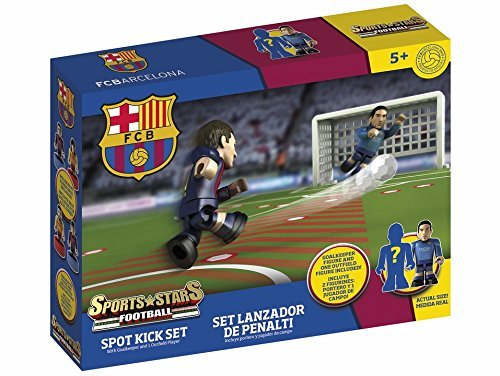 Cobi /28013/ FC Barcelona Messi Penalty Shootout