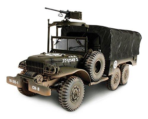 Modèle - US 6X6 1,5 Ton Cargo Truck - 01:32 Scale - FOV81022 - Forces Of Valor