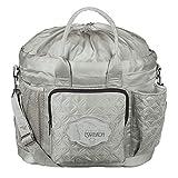Eskadron Tasche Accessoire Glossy Pure Platinum Hellgrau