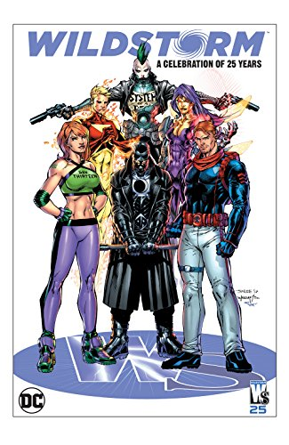 Wildstorm: A Celebration of 25 Years (English Edition)