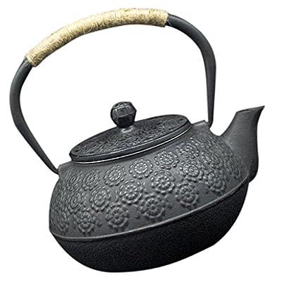 Sharplace Théière en Fonte Thé Bouilloire Tetsubin Japonais pour Maison Cuisine
