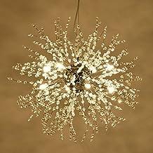 Lampadari Classici Per Soggiorno.Lampadari Sala Da Pranzo Classica Amazon It