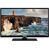 Telefunken XH24D101 61 cm (24 Zoll) Fernseher (HD Ready, Triple Tuner)