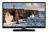Telefunken XH24D101 61 cm (24 Zoll) Fernseher (HD Ready, Triple Tuner) schwarz