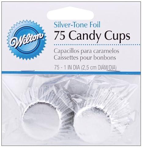Toile Cupcake - Wilton moules avec 75 pièces,