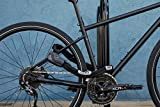 ABUS Fahrradschloss 1060 / 85 Black, schwarz, 10 mm / 85 cm - 3
