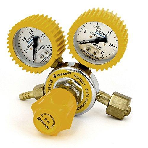 0-2.5Mpa 0-25Mpa Sauerstoff-Gas-Schweißen Schweißer Regulator Druckmessgerät -