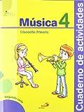 Música 4 - Proyecto Acorde - Cuaderno de actividades: Educación Primaria. Segundo ciclo - 9788428537162