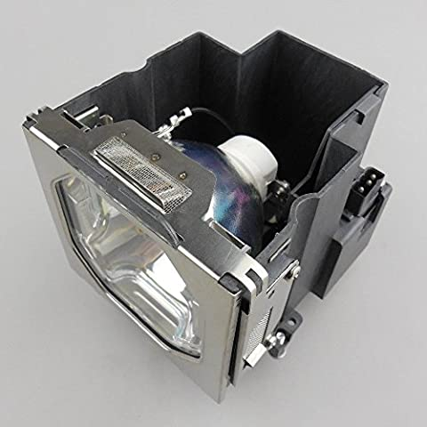 GLAMPS 2016 NEW High Quality POA-LMP146 Compatible Lamp bulb with Housing Compatible For Sanyo PLC-HF10000 Sanyo PLC-HF10000L