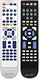 Replacement Remote Control For DIGITAL STREAM DHR8203U