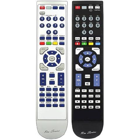 RM-Series Ersatzfernbedienung für Samsung DVD-E360