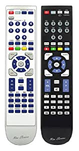 Replacement Remote Control for DIVISION DTV22075D