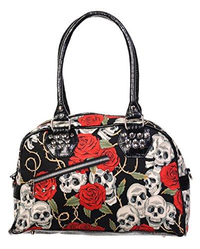 BANNED Sugar Skull Handtaschen