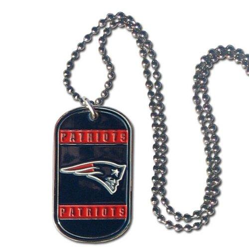 Simran International NFL Dog Tag Necklace