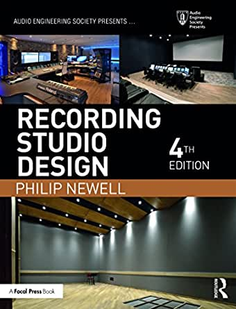 Recording Studio Design (Audio Engineering Society Presents) (English  Edition)