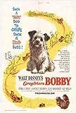 Greyfriars Bobby Affiche Movie Poster (27 x 40 Inches - 69cm x 102cm) (1961)
