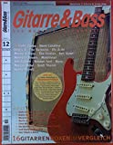 Gitarre & Bass. Das Musiker-Fachmagazin. 12, Dezember 2003. Test: Godin LG Signature E-Gitarre; Ibanez AE-1000 W E-Akkustic E-Gitarre; ect.