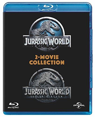 Jurassic World 2-movie Collection (Blu-ray ) [2018] [Region Free]