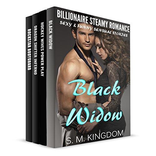 Black Widow Box Set 4-In-1 Romance Book Bundles (English Edition)