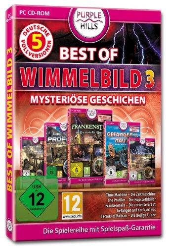 Wii Polizei-spiele Die Für (Best of Wimmelbild 3: Mysteriöse Geschichten)