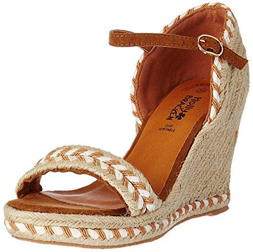 Molly Bracken - Z102p17, Laccetto alla caviglia Donna Marrone (Cammello )