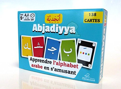 Osratouna - Abjadiyya - Apprendre L'Alphabet Arabe en S'Amusant - A Partir De 5 Ans