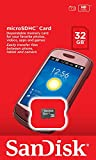 Sandisk 32GB Micro SD SDHC Memory Card For Samsung Galaxy Camera Wi-Fi 2013 Digital Camera