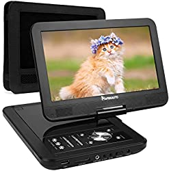 10,1 Zoll HD Tragbar DVD Player