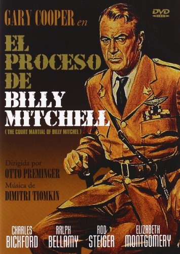 El Proceso De Billy Mitchell (Import Dvd) (2010) Gary Cooper; Rod Steiger; Ral - Graves Gran