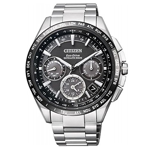 Citizen Eco-Drive Satellite Wave Herrenuhr CC9015-54E (Uhr Gps Solar)