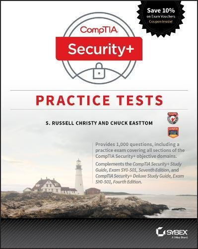 CompTIA Security+ Practice Tests: Exam SY0–501