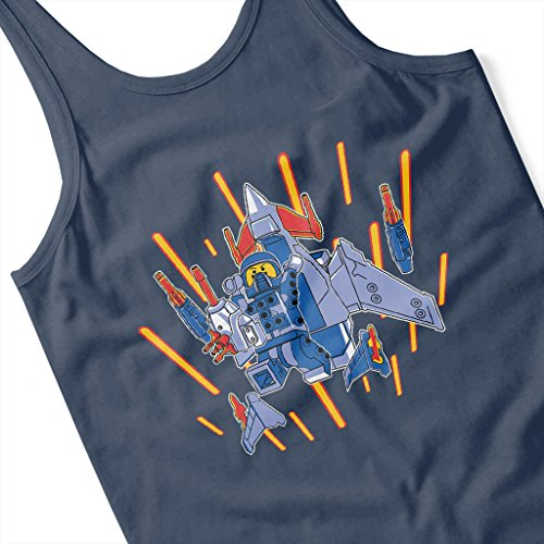 Cloud City 7 Everything Is Extreme Lego Women's Vest Navy blue