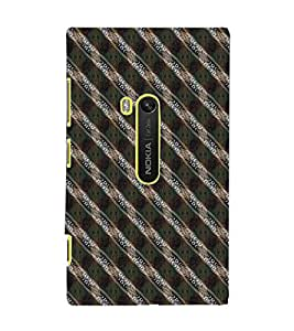PrintDhaba Pattern D-5262 Back Case Cover for NOKIA LUMIA 920 (Multi-Coloured)