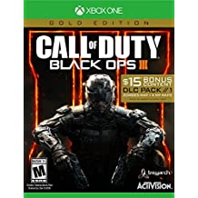 Call of Duty: Black Ops III - Gold Edition - Xbox One by Blizzard Entertainment