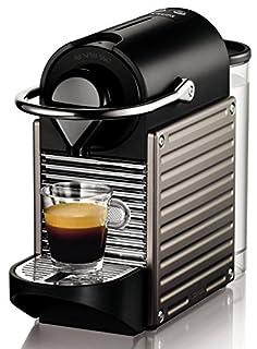 Nespresso Krups Pixie XN3005 - Cafetera monodosis de cápsulas Nespresso, 19 bares, apagado automático, color gris (B004IZOAFO) | Amazon price tracker / tracking, Amazon price history charts, Amazon price watches, Amazon price drop alerts