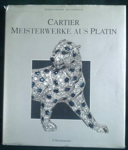 Cartier - Meisterwerke aus Platin.