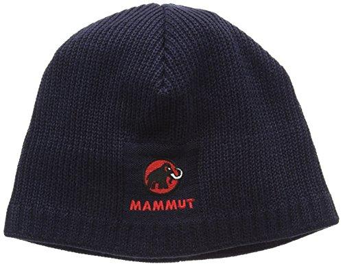 Mammut Erwachsene Beanie Sublime, Marine, One Size, 1090-01540-5118-1