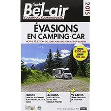 Guide Bel-air Evasion en Camping-car 2015