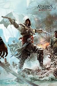 GB eye 61 x 91.5 cm Assassins Creed 4 Edward Maxi Poster