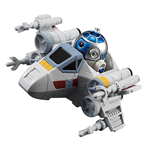 STAR WARS CONVERGE VEHICLE X-wing 1 pcs Candy Toys & soft confectionery (STAR ??WARS)