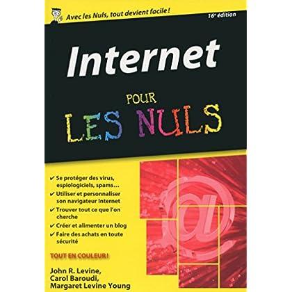 Internet poche pour les Nuls, 16e édition
