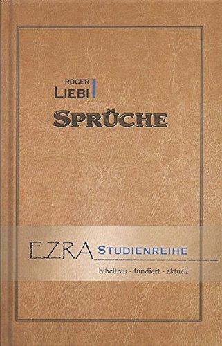 Das Buch der Sprüche (EZRA-Studienreihe) von Thimo Schnittjer