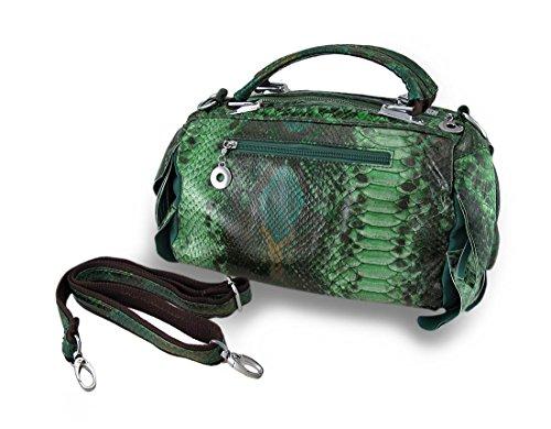 Zeckos - Borse a spalla donna Green