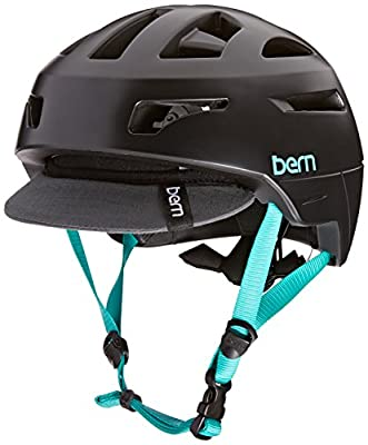 Bern Women's Parker Urban Cycling Helmet from Bern