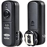 Godox FC-16 2,4 gHz 16 1616 canales control remoto inalámbrico disparador de Flash Studio luz estroboscópica disparador inalámbrico para Canon 5D 6D 7D 5D Mark III 60D 600D 700D 70D 650D 550D
