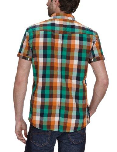 Blend Herren Freizeithemd 2323 Orange (519)