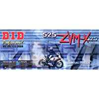 DID Kettensatz Alu Kawasaki Z1000 //ABS Bj.2010 ZRT00D 15-42-112 DID525VX Niet