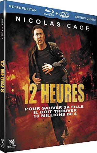 12 heures [Blu-ray] [Combo Blu-ray + DVD]
