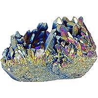 Harmonize Natur Titannitriert Cluster Reiki Healing Kristall Specimen Energie preisvergleich bei billige-tabletten.eu