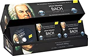 Complete Works of J.S. Bach (13 CD)